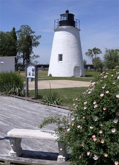 Piney Point, Md.  From 1820-1910 was a retreat for Presidents and Washington DC notables.