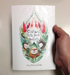 A collection of oddfauna creature illustrations all in one little art book.  Capturing the world of strange creatures dreamt up by artist Emma SanCartier, this little art book/beastiary will make you smile, cringe and chuckle out loud.  Makes a truly unique gift for the strange and wonderful ...