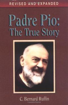 Padre Pio: The True Story by C. Bernard Ruffin, http://www.amazon.com/dp/0879736739/ref=cm_sw_r_pi_dp_zAH7qb1EG7KJ1