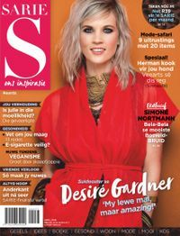 All the issues of SARIE on our Newsstand. Get the subscription to SARIE and get your Digital Magazine on your device. Mode Safari, Melktert, Man Se, Dustin Johnson, Jordan Peele, Super Rugby, Men's Vans, Buddy Holly, Fidel Castro