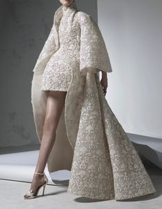 "belleamira: "" Ashi Studio Fall 2016 Couture """