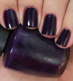 OPI Viking In A Vinter Vonderland | Fall 2014 Nordic Collection | Peachy Polish