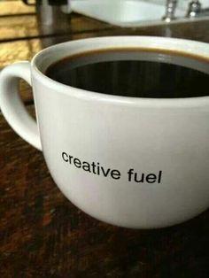Creative Fuel ⛽ Coffee ❤☕⭐