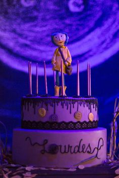 Coraline Birthday Party Ideas | Photo 1 of 8 | Catch My Party