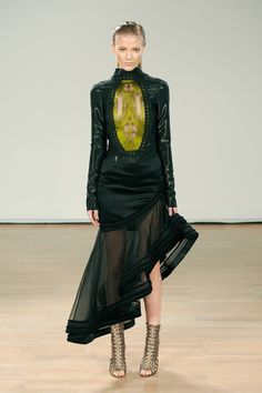 Tex Saverio | Paris Fashion Week Womenswear Spring/Summer 2014