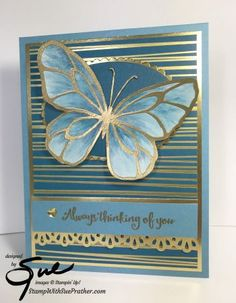 Stamp With Sue Prather | Independent Stampin' Up! Demonstrator, Snellville, GA