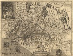 1. Virginia was settled over 400 years ago.
