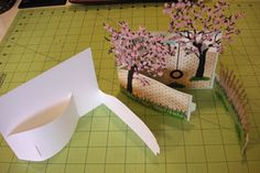 Tutorial: Bendi Fold card