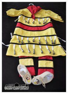 Little girls Jingle dress