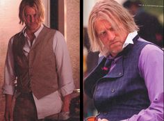 I nominate Haymitch for Panem's best dressed drunk. Haha!! I'm sorry, this comment just made me laugh!!! =}