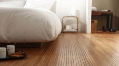 Bamboe Vloer | Flexibel en origineel alternatief voor vloerbedekking | Verkrijgbaar op rol en tegels | Duurzaam en fijn geprijsd | Inspiratie BVO Vloeren