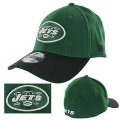 New York Jets NFL New Era 39Thirty Hat new with stickers AFC Football NY   NYJets ffe113774