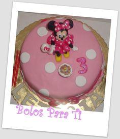 Bolo Minnie www.bolosparati.com