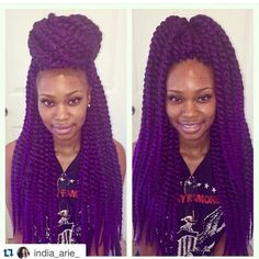 """Janet Collection Havana Mambo Twist 24"""" These look so neat!"""