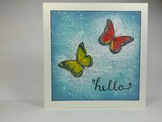 Card made by Erica Evans using Creative Stamping magazine stamps