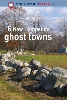 Travel | New Hampshire | Attractions | Places To Go | Things To Do | Unique | Explore | Weekend | Small Towns | Charming | Picturesque