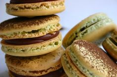 SimplySweeter: Crazy For Macarons! Photo tutorial