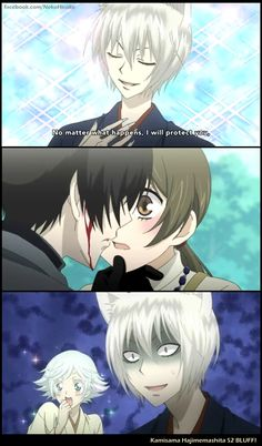 Bloopers!!! :3 Kamisama Kiss Kamisama Kiss, Tomoe, Nanami, Cartoon Tv Shows, Anime Shows, Disney Cartoon Movies, Funny Anime Pics, Kiss Funny, Anime Rules