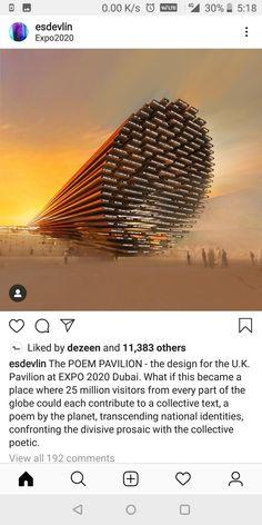 Pavillion Design, Expo 2020, Dezeen, Pavilion, Dubai, Globe, Places, Speech Balloon, Sheds