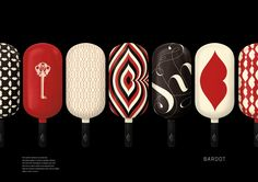 Bardot Ice Cream (taste/design range)
