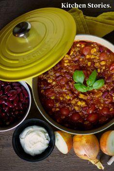 Chili Con Carne Rezept Rezepte Herzhaft Pikant Und Fleisch
