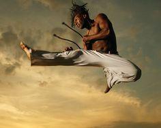 Praticar capoeira faz bem pra saúde! | Blog Wilton