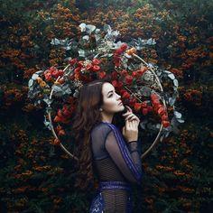 Lost Among the Spring Flowers - Bella Kotak