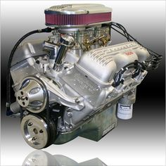 509 Big Block Chevy 409 W Series 625hp UltraStreet Hot Hydraulic Roller Crate Engine