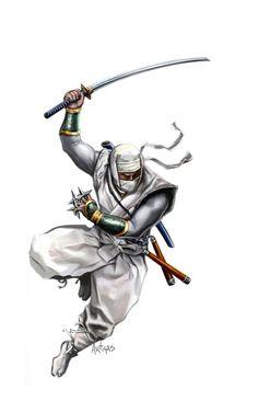 ninja power | Ninja Power by Artigas on deviantART