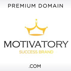 Free and Fast domain push to your GoDaddy account. Ideal domain for No website, content or hosting included. Professional Logo Design, Business Names, Success, Design Inspiration, Business Company, Graphic Design, Motivation, Logos, Entrepreneur