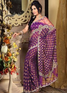 Indian wedding saree,Indian bridal sarees,Online wedding sarees