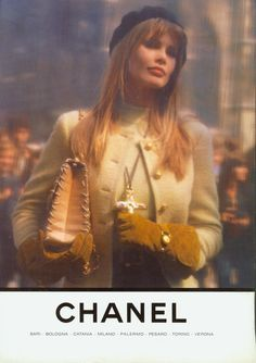 Claudia for Chanel by Karl Lagerfeld #hats #vintage #supers