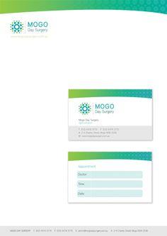 Company Letterhead Design  Banco Herrero  Personal Identity