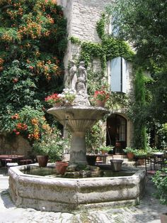 "Lourmarin. Provence.  Pinner says, ""Stayed in a converted Olive Mill here, dreamy little town with wonderful people."""