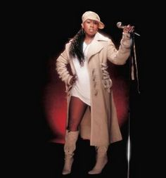 Missy Elliot....Another future mentor.. xoxo ~B.