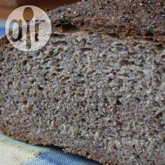 Rezeptbild: Chia-Samen Vollkornbrot ohne Kneten