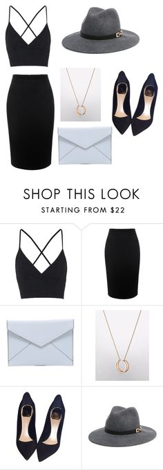 """Untitled #69"" by rosemaryon on Polyvore featuring Topshop, Alexander McQueen, Rebecca Minkoff, Christian Dior and Bebe"