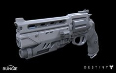 hand cannon a, Rajeev Nattam on ArtStation at https://www.artstation.com/artwork/hand-cannon-a
