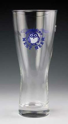 Hitachino Nest Beer Glass from Japan