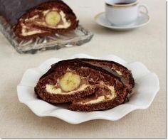Elefántkönnycsepp sütemény   Fotó: gizi-receptjei.blogspot.hu - PROAKTIVdirekt Életmód magazin és hírek - proaktivdirekt.com Cupcake Cakes, Tart, Pancakes, French Toast, Bacon, Pie, Breakfast, Food, Yum Yum