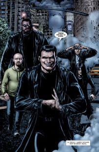 """Garth Ennis (sc.), Darick Robertson (rys.), """"Chłopaki #1: Jak na imię tej grze"""", Planeta Komiksów, 2016."""