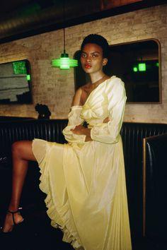 ALEXACHUNG Resort 2019 New York Collection - Vogue