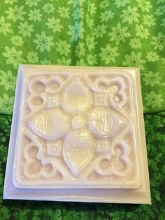 A personal favorite from my Etsy shop https://www.etsy.com/listing/288316633/heart-soap