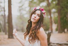 Amelia Floral Crown