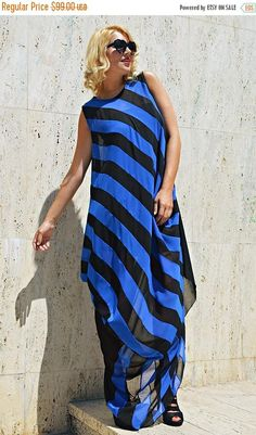 Check out this item in my Etsy shop https://www.etsy.com/listing/527222788/sale-blue-cocktail-dress-striped-summer