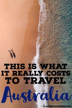 The cost of travel in australia australia travel budget australia budge Work In Australia, Australia Travel Guide, Visit Australia, Australia 2018, Travel Advice, Travel Guides, Travel Tips, Travel Packing, Travel Europe