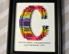 Teacher Appreciation Gift Personalized by TeacherGiftsByLaura