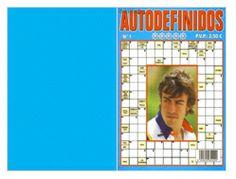 Imprimible – Pasatiempos en miniatura several crossword books at this site