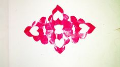 How to make KIRIGAMI paper-cutting DIY PAPER CRAFTS-DIY PAPER CRAFT IDEA