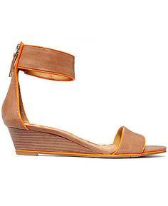 5852e6a69dd Nine West Vilta Demi Wedge Sandals   Reviews - Sandals   Flip Flops - Shoes  - Macy s